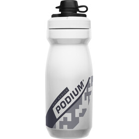 CamelBak Podium Dirt Series Trinkflasche 620ml weiß/grau